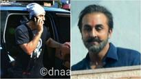 WHAT??? Ranbir Kapoor doesn't look like Sanjay Dutt anymore, see pictures!