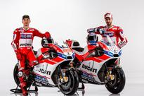 MotoGP 2017: Jorge Lorenzo, Andrea Dovizioso unveil new livery for Ducati team's Desmosedici GP17