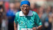 This 100-year-old Indian just won gold at 100m dash at Vancouver track meet!