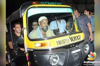 SPOTTED: Salman Khan takes auto ride while returning home from work