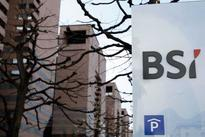 Swiss approve bank dissolution after BSI found linked to fraud