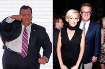 Chris Christie, Mika Brzezinski and the Public Act of Confronting Your Weight
