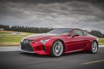 Media Advisory: A new flagship coupe for Lexus as the LC 500 debuts in Edmonton