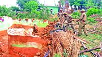 15 Kanal forest land retrieved