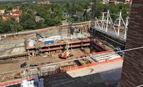 Award of Merit Specialty Construction - CU Boulder Athletics Complex