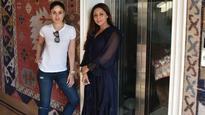 Gauri Khan turns host for Kareena Kapoor Khan at her store Gauri Khan Designs