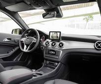 Mercedes-Benz Launch GLA tomorrow
