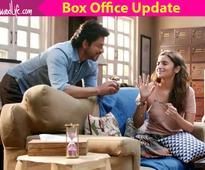 Dear Zindagi box office collection day 10: Shah Rukh Khan and Alia Bhatt's film earns a fantastic Rs 57. 10 crore