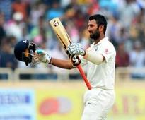Cheteshwar Pujara joins Sachin Tendulkar in elite list