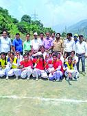 GHSS Banihal wins under-19 twin kho-kho titles