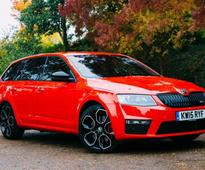 Skoda Octavia vRS gets to grips with more power