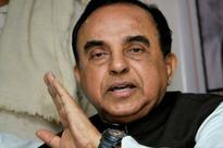 Swamy again makes controversial remarks in Rajya Sabha, Congress protests