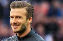 Football: Beckham talking to MLS about owning a new team