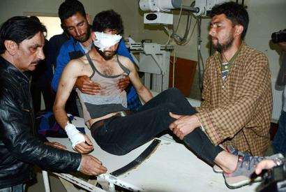 One killed in Srinagar as BSF opens fire on protesters