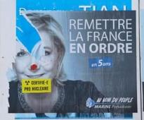 Marine Le Pen rally in Corsica moved following violent clashes in Ajaccio