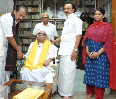 RK Nagar bypoll: Vaiko's MDMK to support DMK