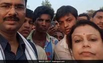 Congress Lawmaker Slammed After Clicking Selfie At Bihar Accident Scene