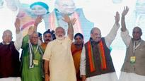 BJP National Executive: Party trumpets increased presence in political resolution, Modi sets tone for UP polls