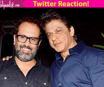 Shah Rukh Khan reveals the release date of his film with Aanand L Rai and Twitter is all confused!