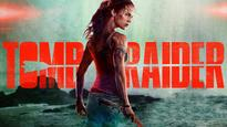 Alicia Vikander, who plays Lara Croft in upcoming Tomb Raider, says she loves 'being drawn into big adventure films'