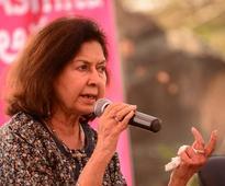 Not taking back Sahitya Akademi award: Nayantara Sahgal