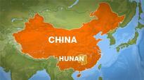 'Dozens killed' in bus blaze in China's Hunan