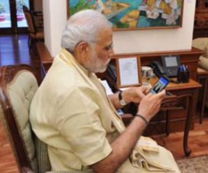 After Obama's exit,  Modi to be crowned 'Most Followed Leader'