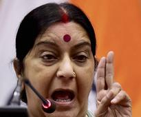 Sikkim border row: India will hold talks with China if both nations withdraw troops from Doka La, says Sushma Swaraj