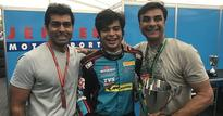 Arjun Maini creates history, becomes first Indian to win GP3 race