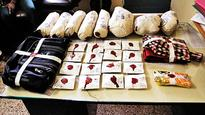 Mumbai woman, 2 others held with charas worth Rs 1 crore
