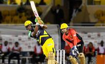 All-round brilliance by Andre Russell takes Tallawahs to top of Hero CPL