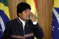 Bolivia's Morales reveals that in 2007 he had a child that died