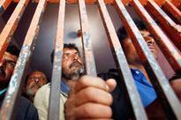 Navy apprehends 21 Indian fishermen, 3 boats