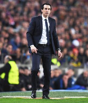 Is PSG coach Emery's job at stake after Champions League exit?