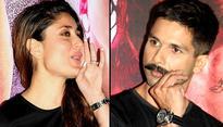 Kareena Kapoor Khan: Of course, we congratulated Shahid Kapoor on the birth of Misha