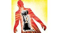 Man held for raping 7-year-old child
