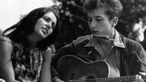 Joan Baez hails 'unsurpassable' Dylan