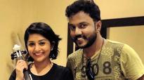 Meera Jasmine makes singing debut