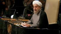 Iran's Hassan Rouhani at UNGA calls on rival Saudi Arabia to cease 'divisive policies'