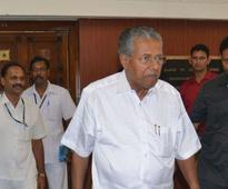 Kerala CM urges MPs to move unitedly in budget session on state's general issues