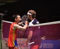 Lee Chong Wei wins Japan Open after beating spirited Jan O Jorgensen in final