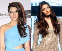 Athiya Shetty and Kriti Sanon eyeing the same role