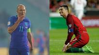 World Cup 2018 Qualifiers: Netherlands face shock defeat, Cristiano Ronaldo inspires Portugal yet again