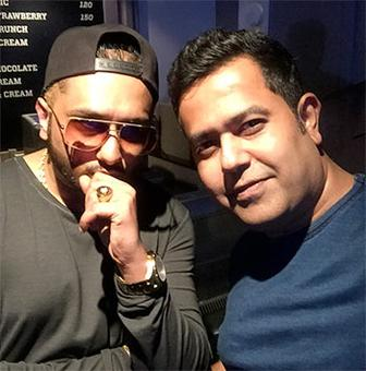 Honey Singh ready with his acting comeback