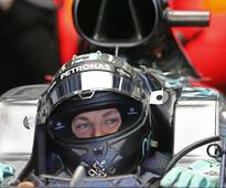 Nico Rosberg on Pole, Lewis Hamilton Suffers Engine Trouble