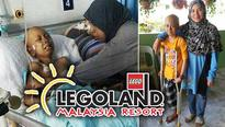 Race to bring gifts of Lego to dying 11-year-old