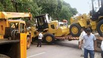Accident blocks Goa-Belgaum route