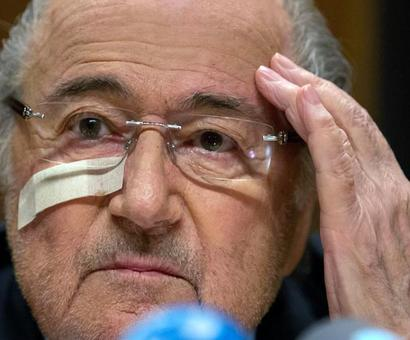 Ex-FIFA boss Blatter loses appeal against six-year ban