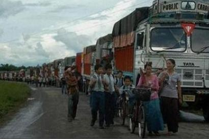 Manipur economic blockade ends after 5 months
