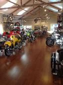Moto Talbott Collection | Passionate Personnel Preserves Motorcycling's Finest